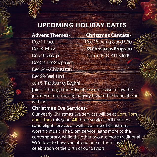 Upcoming Holiday Dates Final- website.pn