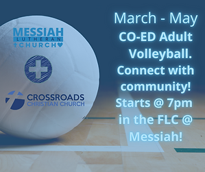 March 18,2021 CO-ED Adult Volleyball Sta