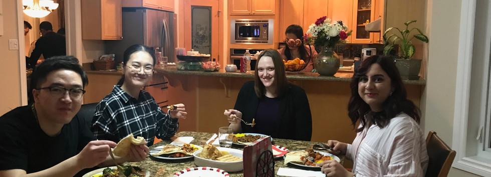Lab xmas party-Dec 2018-Mei is very plea