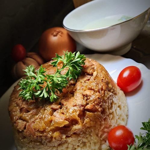 SANGOEAN Nasi Tim Special