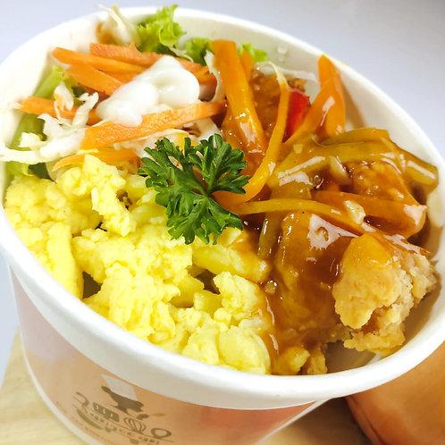 SANGOEAN Rice Chicken Poprock Asam Manis