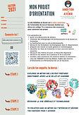 page 1 livret élève ambition & avenir.jp