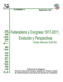 Federalismo y Congreso