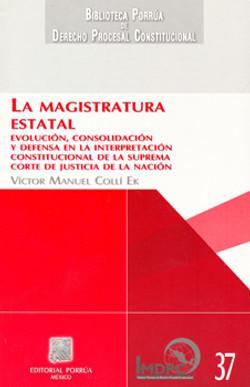 Magistratura Estatal