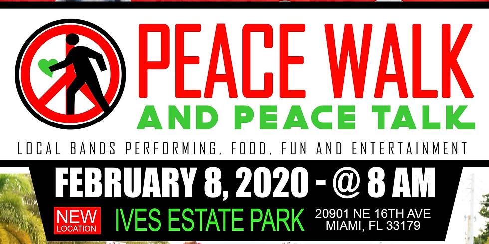 PEACE WALK & PEACE TALK