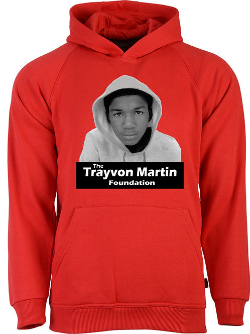 The Trayvon Martin Red Hoodie