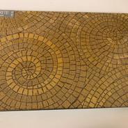 glass slabs-fancy gold