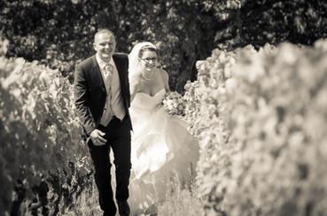 photo de mariage  indre et loire