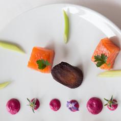 Photo culinaire-Saumon