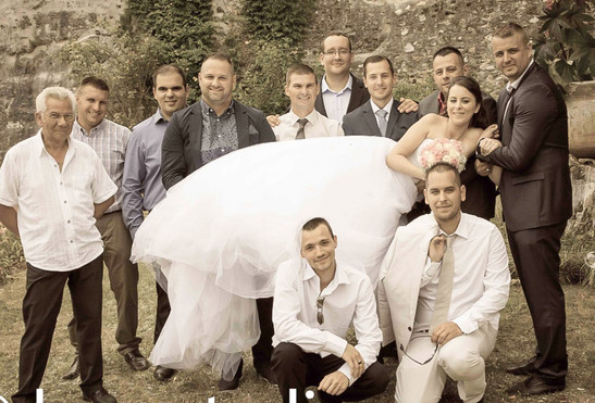 reportage mariage France