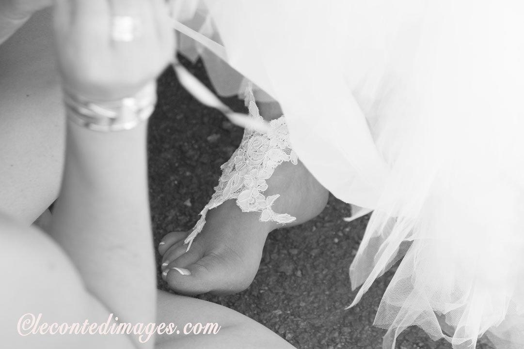 Option reportage préparatif du mariage