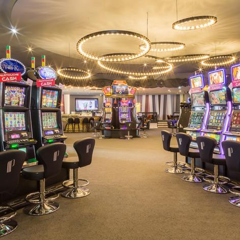 salle de jeu- Casino La Roche Posay