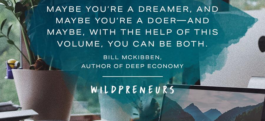 Advanced Praise for Wildpreneurs Book