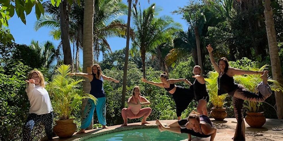 Tropical Bliss Yoga Retreat