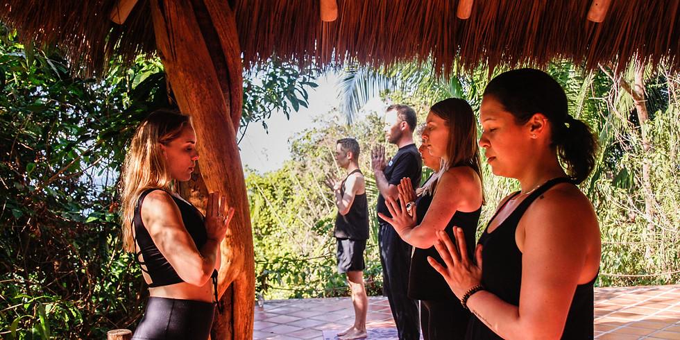 Mexico Jungle Yoga Retreat with Simone Nitzan
