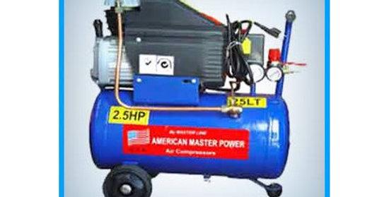 Compresor 2.5 HP eléctrico 110v