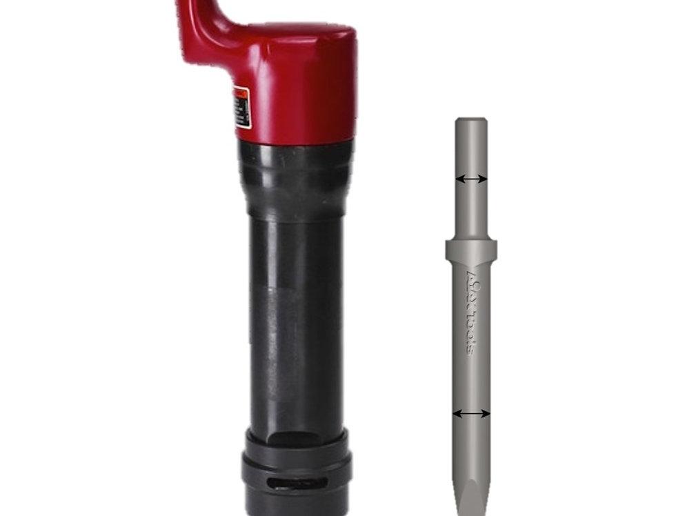 Martillo neumático CP 4123 + Cincel
