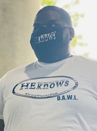 He Knows - Black Mask