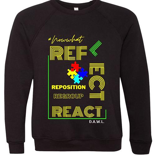2021 #NowWhat design (sweatshirt)