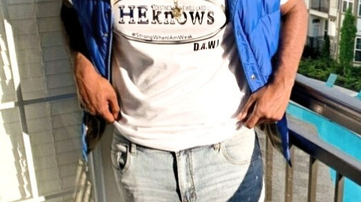 T shirt -  He Knows