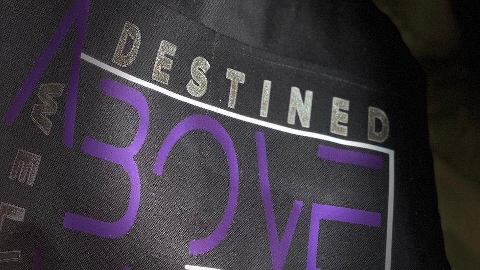 Tote Bag - D.A.W.L. (purple)