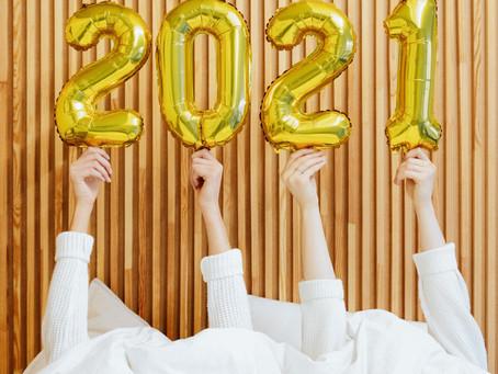 Happy New Year - 2021