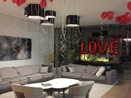 איך להפוך את חג האהבה/Valentine's Day  לאירוע מרגש ומושלם?