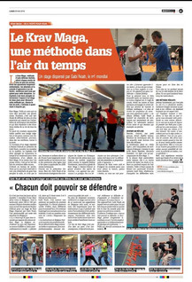 IKM dans Sud Presse!