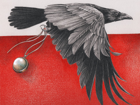 The Crow and the Deathstone