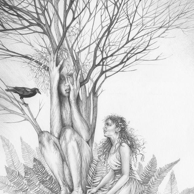 Hawthorn Spirit Tree