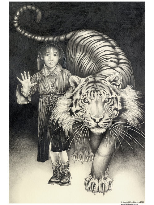 The Fae Child and Tiger