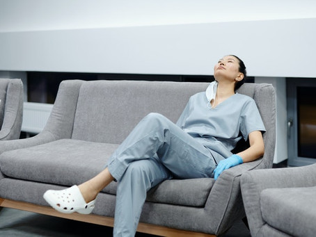 The Impact of Stress At Work - By Dr. Maxwell