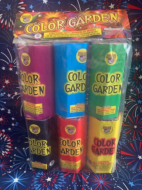 Color Garden 6pk
