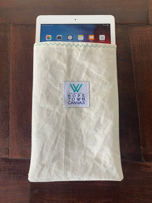 iPad Sleeve with Clear Back
