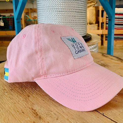 Pink HTC Cap
