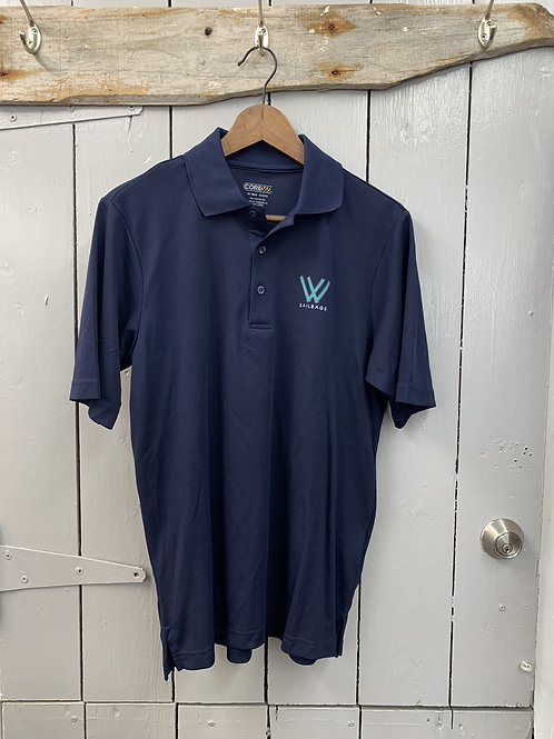 W. Sailbags Dry-Fit Polo