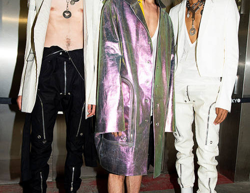 Rick Owens' Brutalist Ethos Remains Relevant 18 Years After His Runway Debut