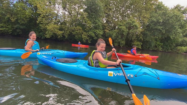 Kayaking Schuykill