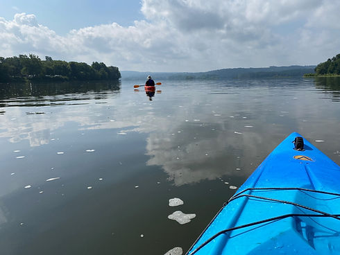 Susquehanna Kayaking