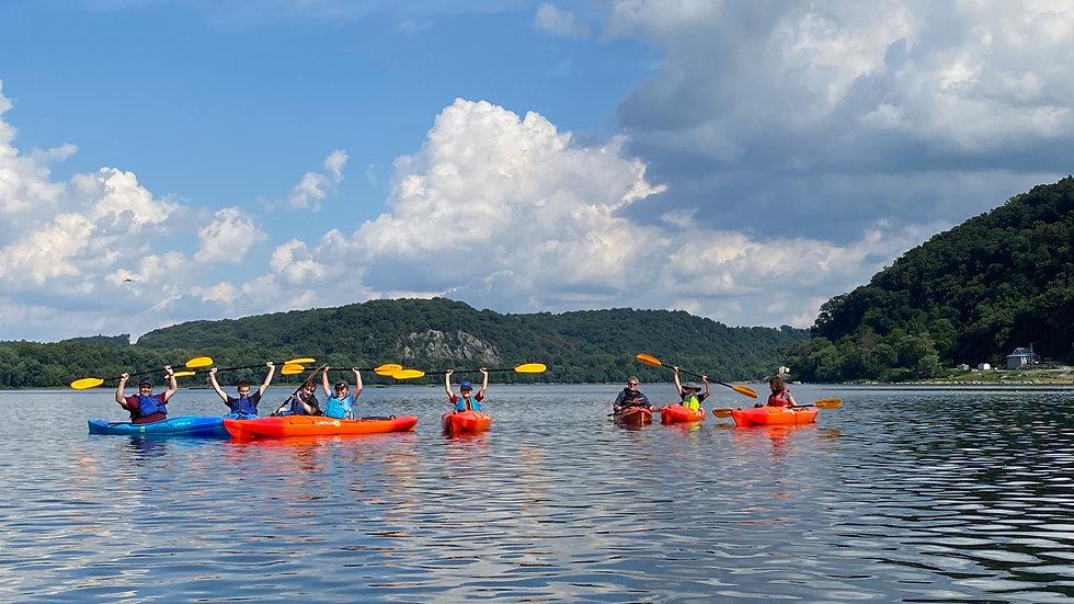 Kayaking Philadelphia