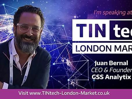 Speaking @ TIN Tech London Market