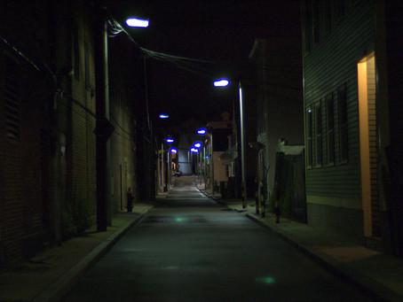 El callejón oscuro