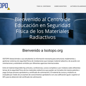 GSS launches Spanish-language physical security education site ISOTOPO
