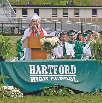 Hartford High School Graduation