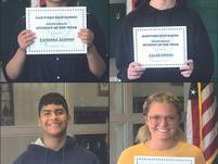 Hartford High School Students of the Week
