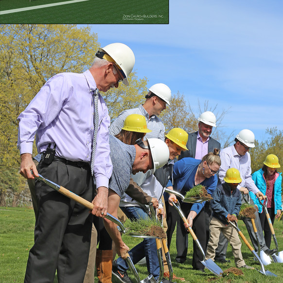 Building for the future at Watervliet Free Methodist Church