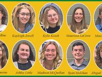 Coloma High School Class of 2021 Top Ten!