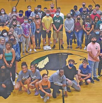 "Tri-City Record congratulates Hartford High School Class of 2021""You did it!"""