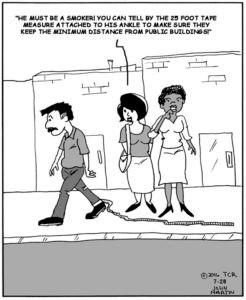 w cartoon July 28 TCR toon