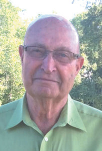 GRAND MARSHAL…Coloma Township Supervisor Ken Par-rigin will be honored at the 2016 Coloma Glad-Peach Fes-tival as the Grand Marshal for Saturday's parade. He is heavily involved in the community as a resident, business owner, and the Coloma Township Supervi-sor. (Christina Gelder photo)